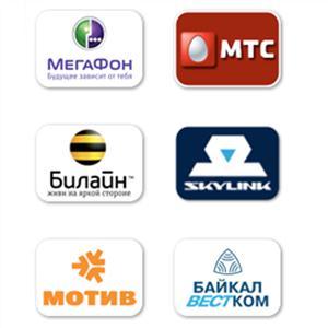 Операторы сотовой связи Пено