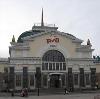 Железнодорожные вокзалы в Пено