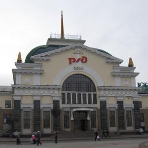 Железнодорожные вокзалы Пено